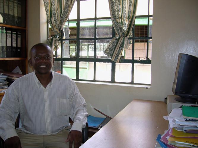 Davis Manana, the Director of BRDC