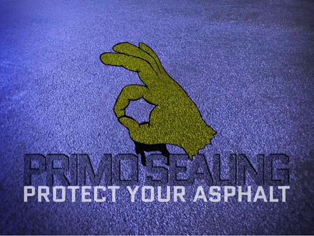 PROTECT YOUR ASPHALT