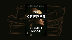 The Keeper by Jessica Moor – Book Review