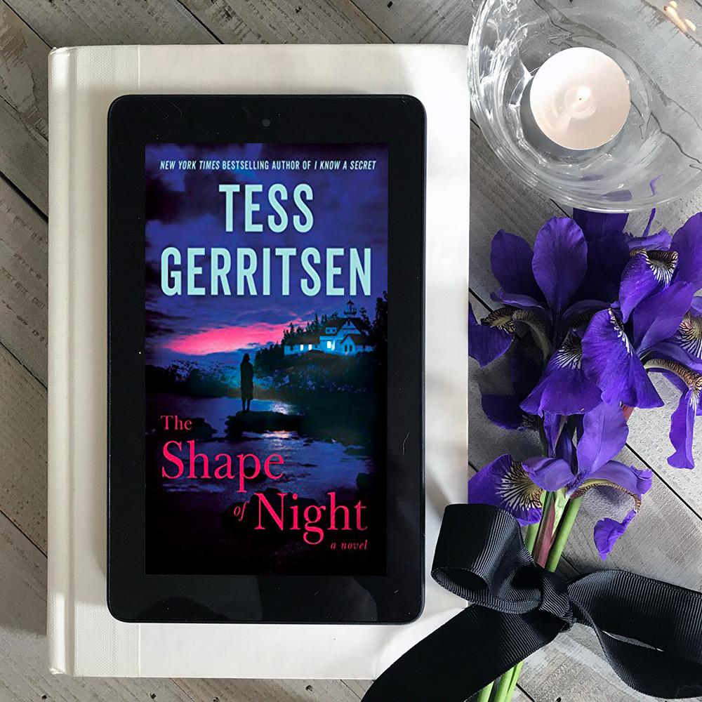 The Shape of Night by Tess Gerritsen