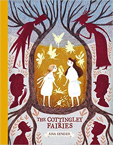 The Cottingley Fairies by Ana Sender