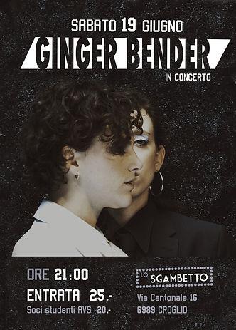 GINGER BENDER.JPG