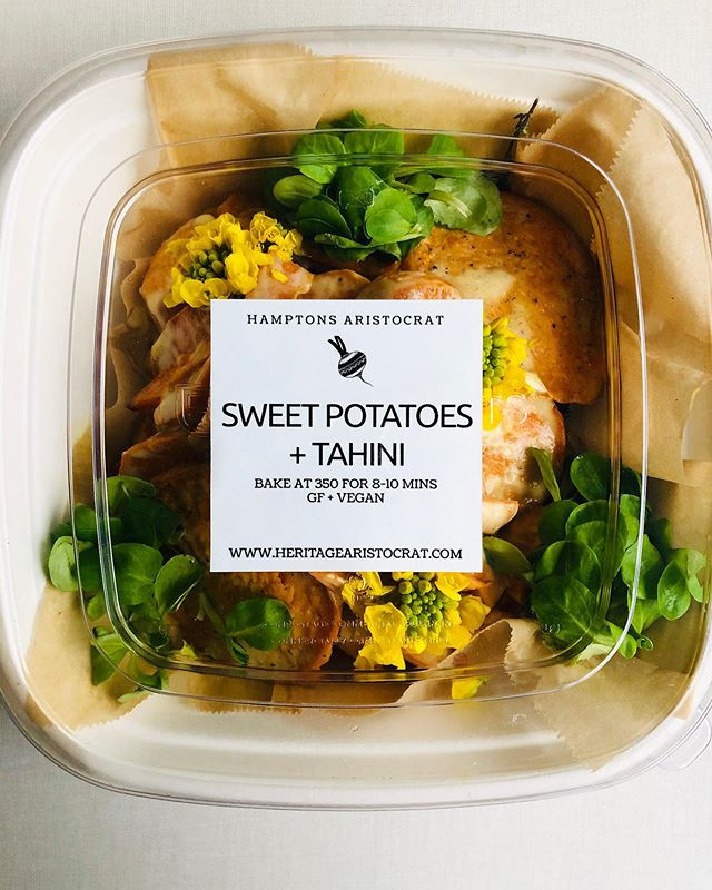 @balsamfarms Sweet Potatoes Roasted + Ho
