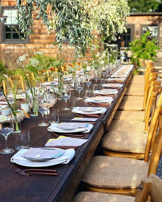 It's time to book your Rehearsal Dinners