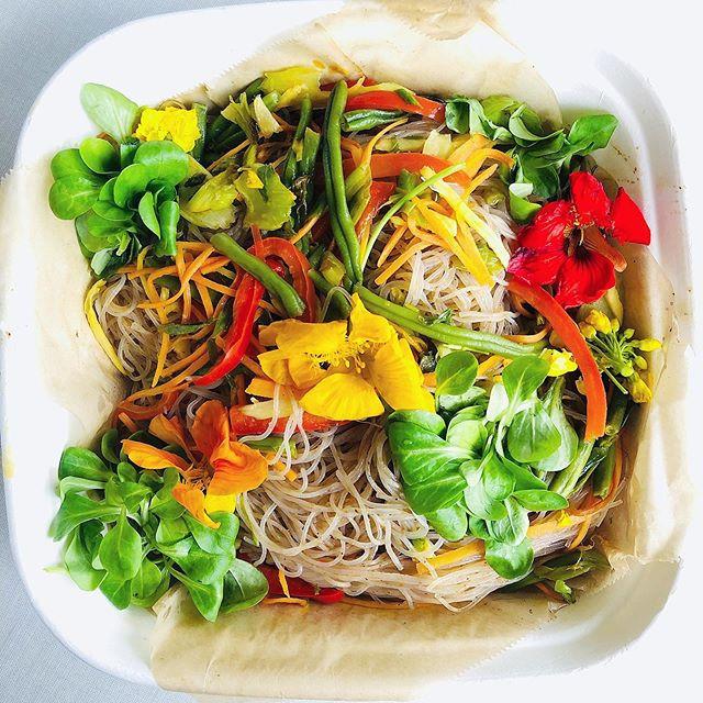 Mung Bean Noodle Salad! 🌿💓.jpg