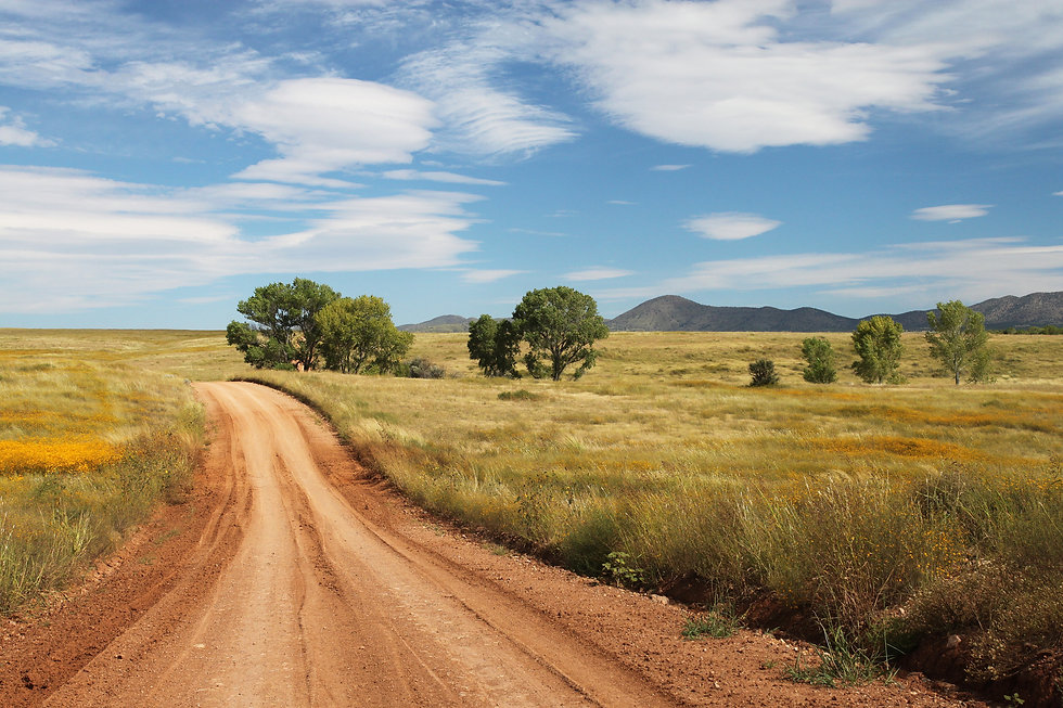 brown-road-going-to-the-mountain-photogr