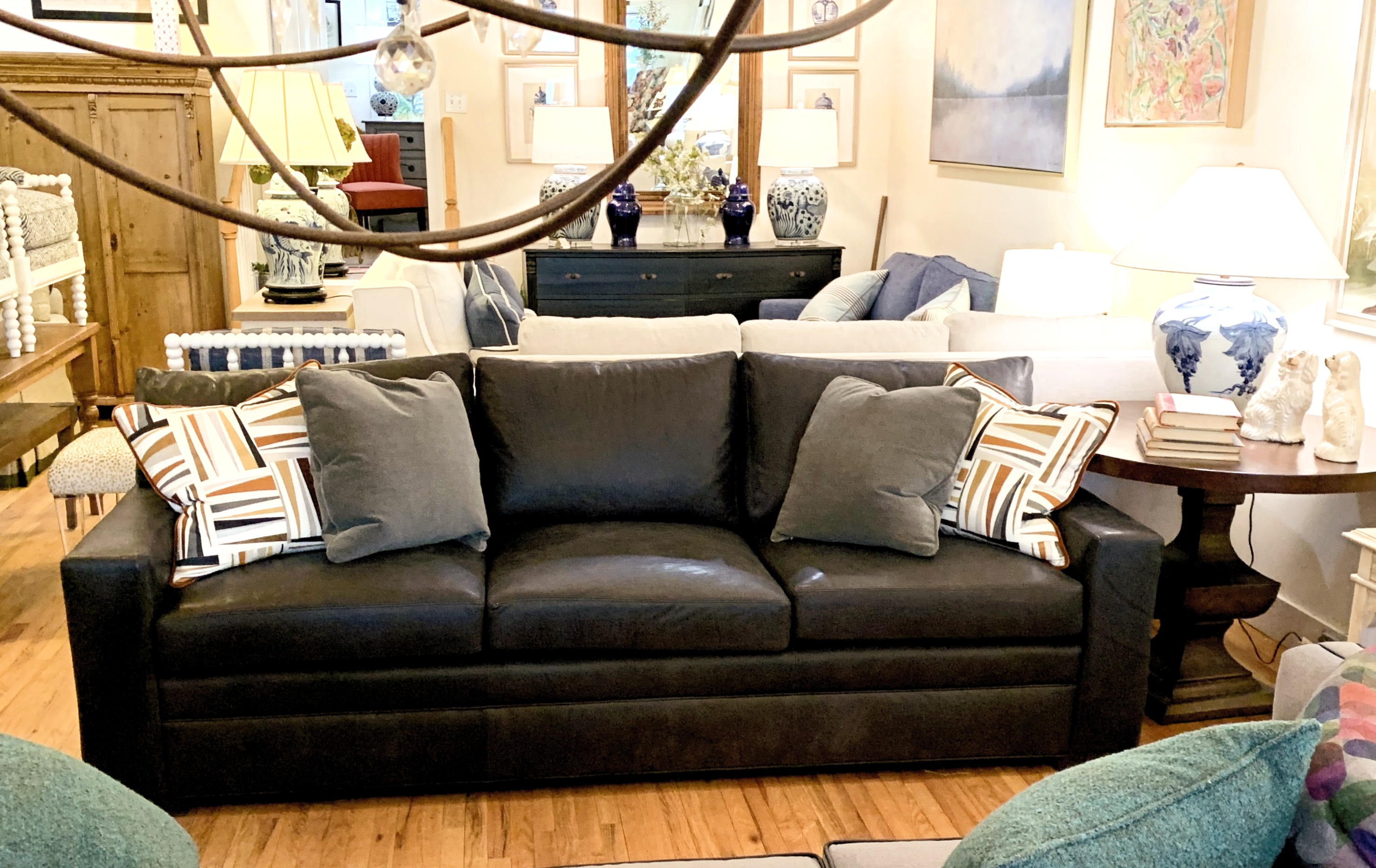 """Made to Measure"" Sofa from Century Furniture"