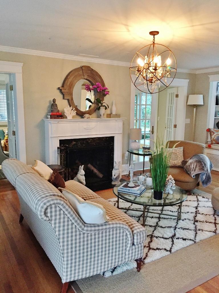 Rumson Living Room