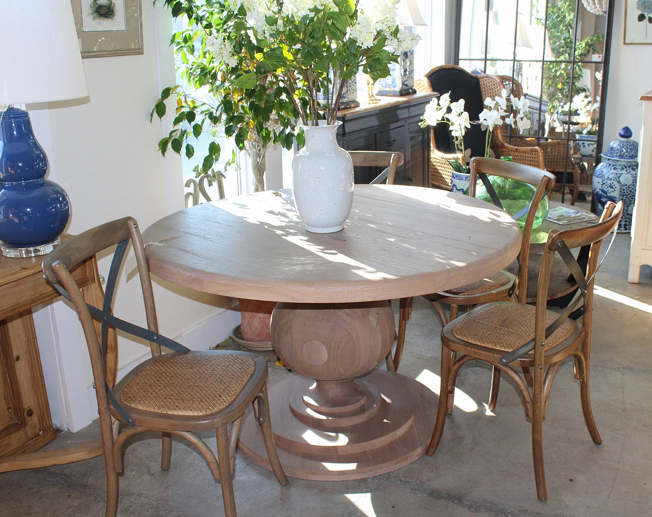 furniture store home decor red bank nj round oak dining tabl