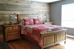 British Cottage Panel Bed