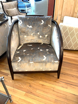 Upholstered Chair by Century