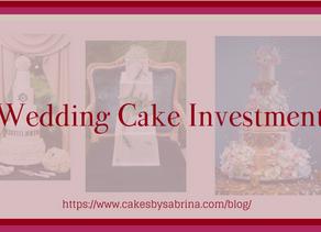 Wedding Cake Investment
