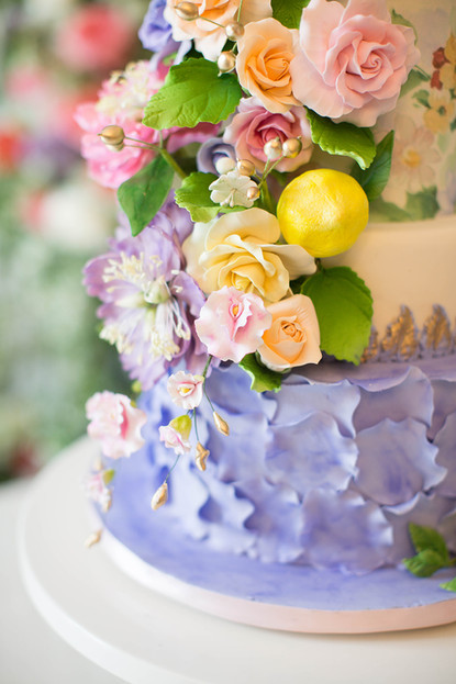 Royal Tea Party Cake