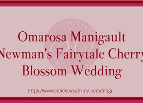 Omarosa Manigault Newman's Fairytale Cherry Blossom Wedding