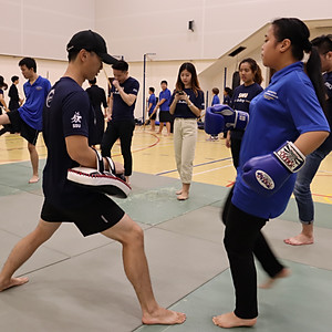 Purple Outing 4: Self Defence Workshop