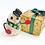 Thumbnail: Miniature snowman 1:12 dollhouse