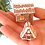 Thumbnail: 1:12 dollhouse miniature gingerbread house