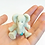 Thumbnail: Miniature felted 1:12 dollhouse elephant toy