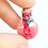 Thumbnail: 1:12 dollhouse miniature liquor bottle