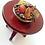 Thumbnail: 1:12 dollhouse miniature food fruit bowl