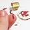 Thumbnail: 1:12 dollhouse Christmas miniature candy box