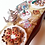 Thumbnail: 1:12 dollhouse miniature Christmas cookies and sweets