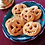 Thumbnail: Miniature food Halloween dollhouse biscuits