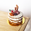 Thumbnail: Gourmet dollhouse miniature cake scale 1:12