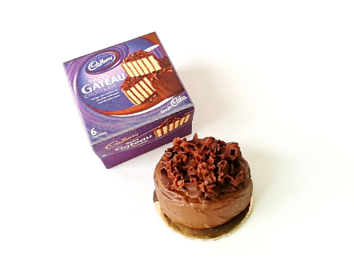 Cadbury Miniature cake scale 1:12