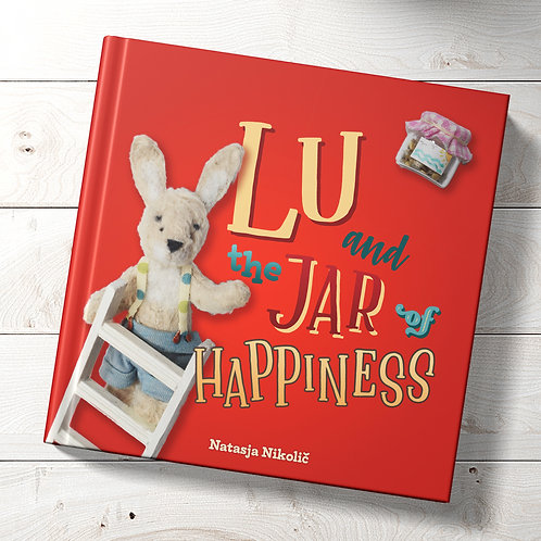 CLASSIC - Children's Book Lu and the Jar of happiness