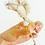 Thumbnail: Miniature toy horse dollhouse 1:12