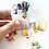 Thumbnail: Dollhouse miniature Italian grocery products