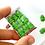 Thumbnail: Dollhouse miniature Christmas Peeps candies scale 1:12