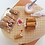 Thumbnail: Miniature Italian food cannoli siciliani scale 1:12