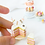 Thumbnail: Dollhouse miniature birthday celebration cake scale 1:12