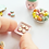 Thumbnail: Dollhouse miniature lamb Easter cookies scale 1:12
