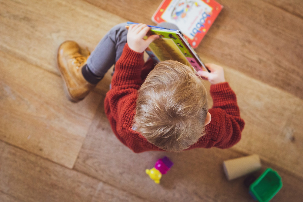 Nurturing your child's rapid brain development