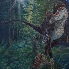 Momma Troodon