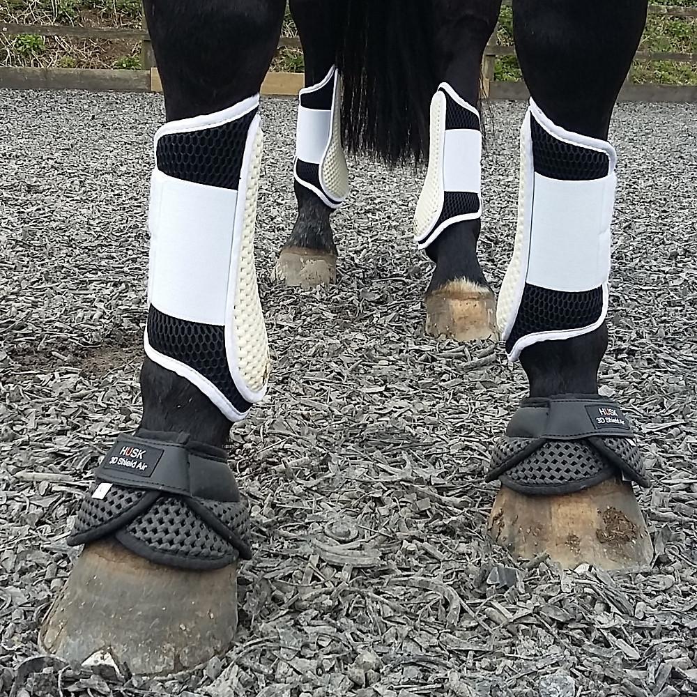 HUSK 3D boots ALLOW airflow!