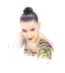 Alessia Maurelli dessin, Alessia Maurelli drawing, portrait de gymnaste, dessin de gymnaste, rhythmic gymnastics drawing, rhythmic drawing, gymnaste visage, Alessia Maurelli disegno