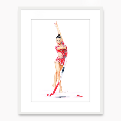 Natalia Garcia Portrait 001 (A4 print)