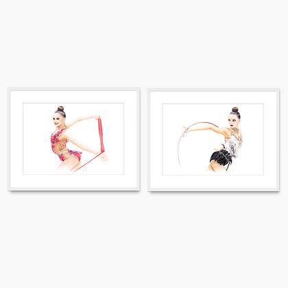 Averina Twins Portraits 001 (A4 prints)