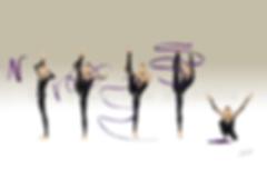 Dessin Catherine Nuville, Tamara Yerofeeva ribbon 1999, Tamara Yerofeeva dessin, Tamara Yerofeeva drawing, dessin gymnastique rythmique, rhythmic gymnastics drawing, rhythmic drawing, dessin gymnaste, gymnast drawing, rg sketches, rg art, rhythmic sketches, croquis gymnastique, croquis mouvement, gymnaste au ruban, rhythmic gymnast with ribbon