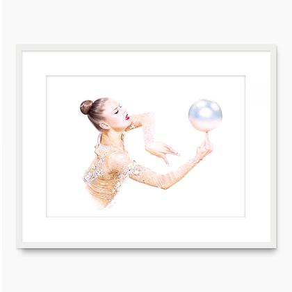 Aleksandra Soldatova Portrait 001 (impression A4)