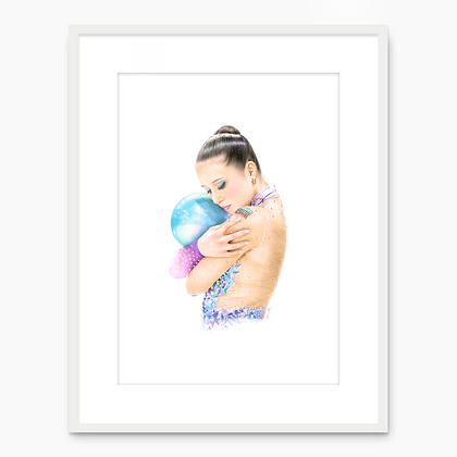 Silviya Miteva Portrait 001 (A4 print)
