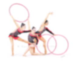 Dessin Catherine Nuville, French group drawing, équipe de france de gymnastique rythmique dessin, French group drawing by Catherine Nuville, gymnastes aux cerceaux, gymnasts with hoops