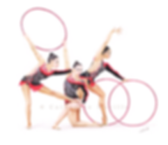 Dessin Catherine Nuville, French group drawing, équipe de france de gymnastique rythmique dessin, French group drawing by Catherine Nuville, gymnastes aux cerceaux, gymnasts with hoops