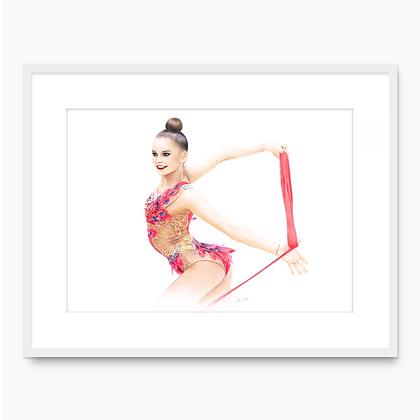 Arina Averina Portrait 001 (A4 print)