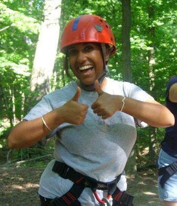 Adult woman thumbs up harness.jpg