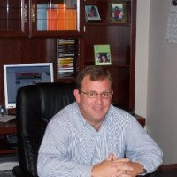 Michael George of Cottonland Insurance in Lake Village, Arkansas
